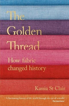The Golden Thread - Clair, Kassia St