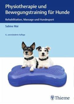 Physiotherapie und Bewegungstraining für Hunde - Mai, Sabine