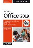 Microsoft Office 2019 - Das Handbuch (eBook, PDF)