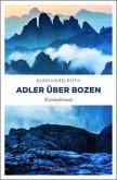 Adler über Bozen (Mängelexemplar)