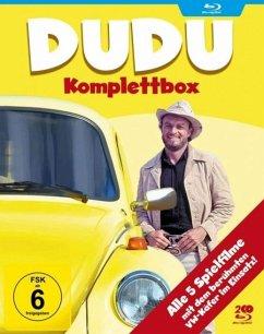 DUDU HD - Komplettbox BLU-RAY Box