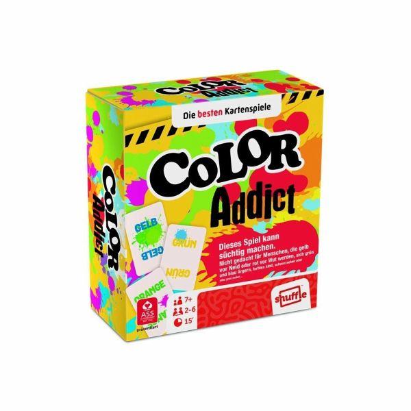 Color Addict (Spiel) - Bei bücher.de immer portofrei