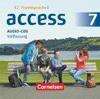 7. Schuljahr, Audio-CDs / Access - Englisch als 2. Fremdsprache, Gymnasium Bayern .2