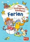 Mein Kindergarten-Rätselspaß. Ferien (Mängelexemplar)