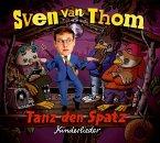 Tanz den Spatz, 1 Audio-CD (Mängelexemplar)