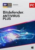 BitDefender BitDefender Antivirus Plus 1 Gerät / 12 Monate (Download für Windows)