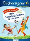 Lesen & Stempeln. Coole Fußballgeschichten für Superkicker (Mängelexemplar)