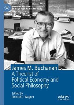 James M. Buchanan (eBook, PDF)