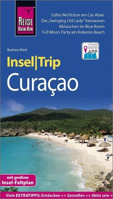 Reise Know-How InselTrip Curaçao - Ward, Barbara