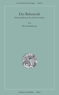 Der Behemoth. (eBook, ePUB) - Bredekamp, Horst