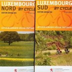 Luxembourg Nord, Sud - by Cycle 2019/20, 2 Karten