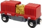 BRIO® 33938 - Container Goldwaggon, Frachtwaggon