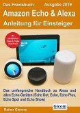 Das Praxisbuch Amazon Echo & Alexa - Anleitung für Einsteiger (Ausgabe 2019) (eBook, PDF)