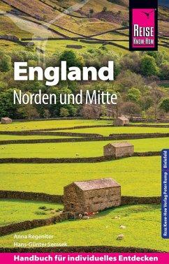 Reise Know-How Reiseführer England - Norden und Mitte (eBook, PDF) - Regeniter, Anna; Semsek, Hans-Günter