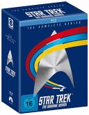 STAR TREK: Raumschiff Enterprise - Complete Boxset BLU-RAY Box