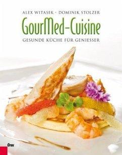 GourMed-Cuisine (Mängelexemplar) - Witasek, Alex; Stolzer, Dominik