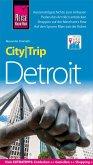Reise Know-How CityTrip Detroit (eBook, PDF)
