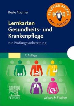 Lernkarten Gesundheits- und Krankenpflege - Naumer, Beate