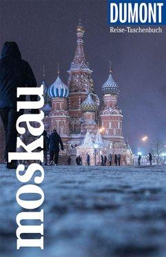 DuMont Reise-Taschenbuch Moskau - Gerberding, Eva