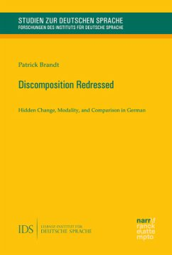 Discomposition Redressed - Brandt, Patrick