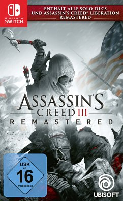 Assassin's Creed 3 Remastered (Nintendo Switch)