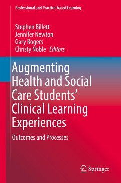 Augmenting Health and Social Care Students' Clinical Learning Experiences (eBook, PDF)