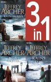 Jeffrey Archer, Die Kain-Saga 1-3: Kain und Abel/Abels Tochter/ - Kains Erbe (3in1-Bundle) - (eBook, ePUB)