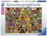 "Ravensburger 19891 - Awesome Alphabet ""A"", Puzzle, 1000 Teile"