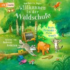 Beste Freunde - Pfote drauf! / Willkommen in der Waldschule Bd.1 (MP3-Download)