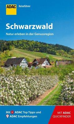 ADAC Reiseführer Schwarzwald (eBook, ePUB) - Goetz, Rolf; Mantke, Michael