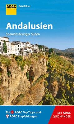 ADAC Reiseführer Andalusien (eBook, ePUB) - Marot, Jan