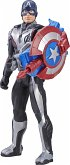 Hasbro E3301100 - Avengers, Titan Hero Power FX Captain America, Actionfigur