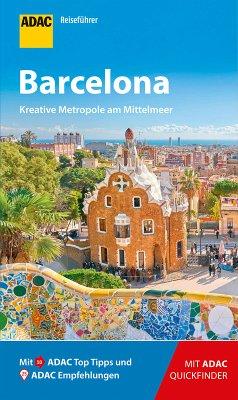 ADAC Reiseführer Barcelona (eBook, ePUB) - Macher, Julia