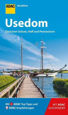 ADAC Reiseführer Usedom (eBook, ePUB) - Goetz, Rolf; Pautz, Claudia