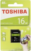 Toshiba SDHC Karte N203 16GB Exceria Ultra High Speed U1
