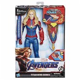 Hasbro E3307EW0 - Avengers, Titan Hero Power FX Captain Marvel, Actionfigur