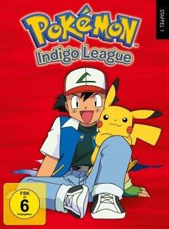 Pokémon Staffel 1: Indigo Liga DVD-Box