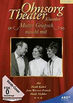 Ohnsorg-Theater Klassiker: Mutter Griepsch mischt mit