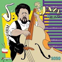 Jazz Designs 2020. Media Illustration