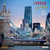 London at Twilight 2020