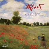 Claude Monet - A Walk in the Country 2020