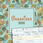 Familien Organizer 2020 Artwork Planer