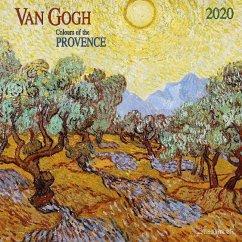 van Gogh - Colours of the Provence 2020 - Gogh, Vincent van