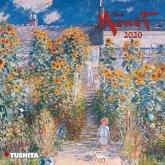 Claude Monet 2020 Mini Calendar