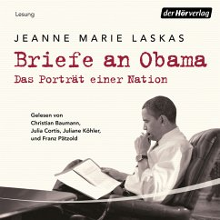 Briefe an Obama (MP3-Download) - Laskas, Jeanne Marie