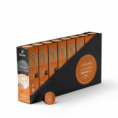 Tchibo Cafissimo Caffè Crema vollmundig Kapseln, 80 Stück (8 x 10 Kapseln )