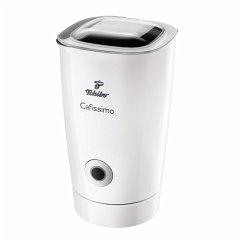 Tchibo Cafissimo Elektrischer Milchaufschäumer (500 Watt, 250 ml) Weiß
