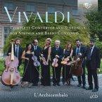 Vivaldi:Complete Concertos And Sinfonias