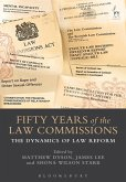 Fifty Years of the Law Commissions (eBook, PDF)