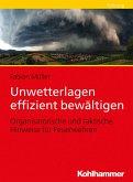 Unwetterlagen effizient bewältigen (eBook, ePUB)